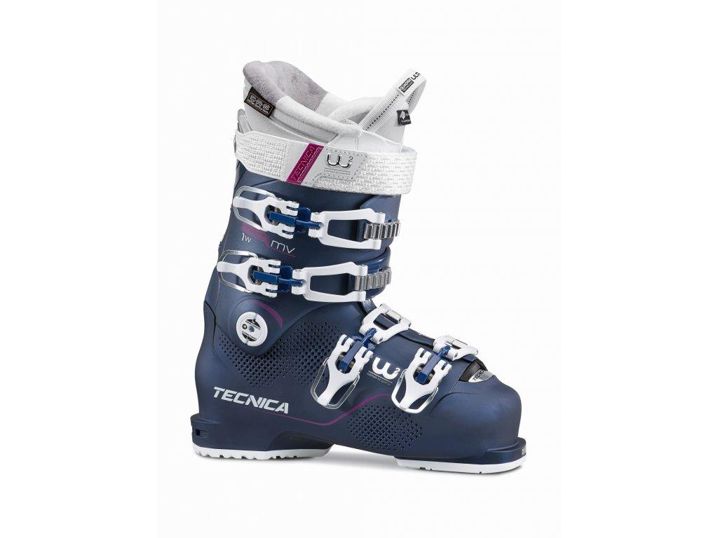 lyžařské boty TECNICA Mach1 95 W MV, night blue, 18/19