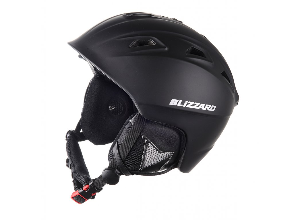 helma BLIZZARD Demon ski helmet, black matt