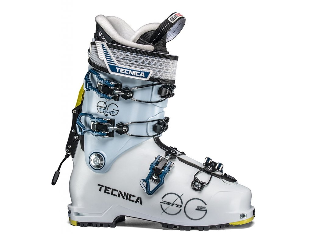 lyžařské boty TECNICA Zero G Tour W, white/ice, 19/20