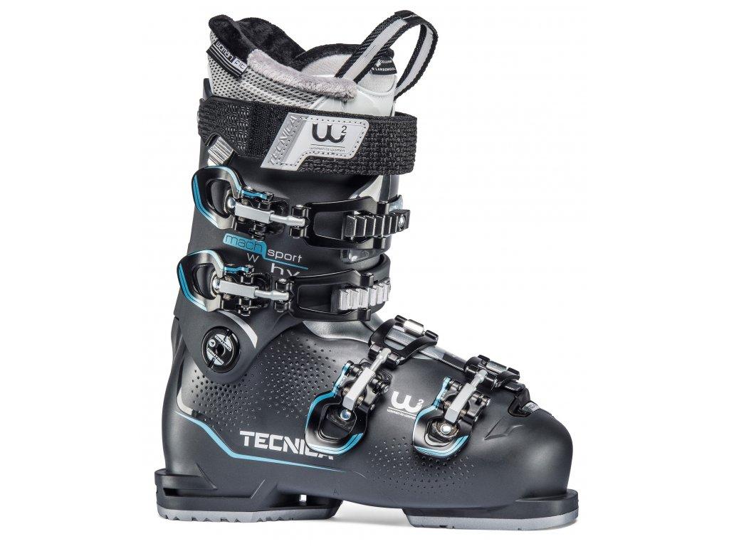 lyžařské boty TECNICA Mach Sport HV 75 W, graphite, 19/20