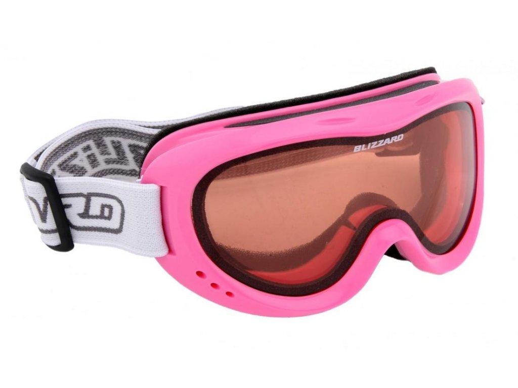 lyžařské brýle BLIZZARD BLIZ Ski Gog. 907 DAO, rosa shiny, rosa1