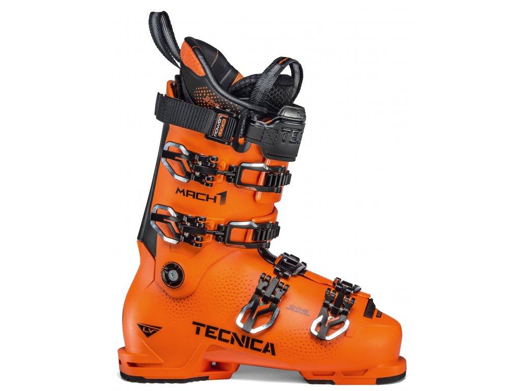 lyžařské boty TECNICA Mach1 LV 130, ultra orange, 19/20