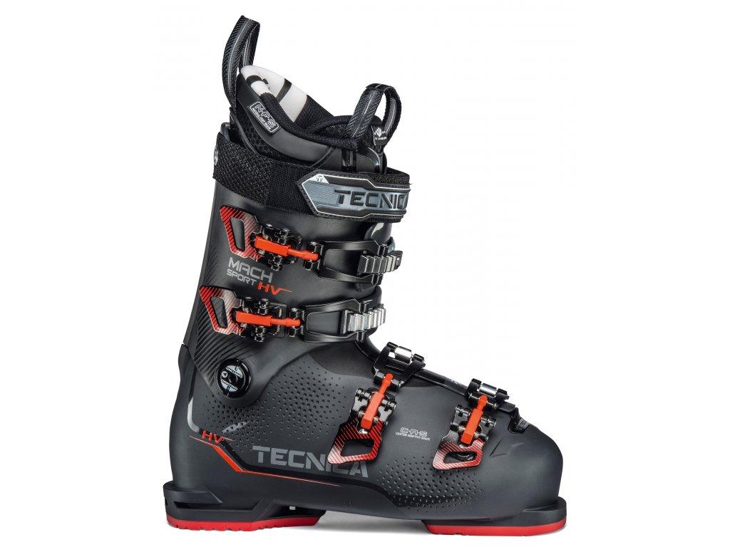 lyžařské boty TECNICA Mach Sport HV 100, graphite, 19/20
