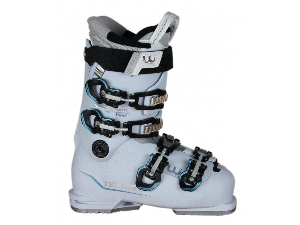 lyžařské boty TECNICA Mach Sport HV 75 W, white/blue, 19/20