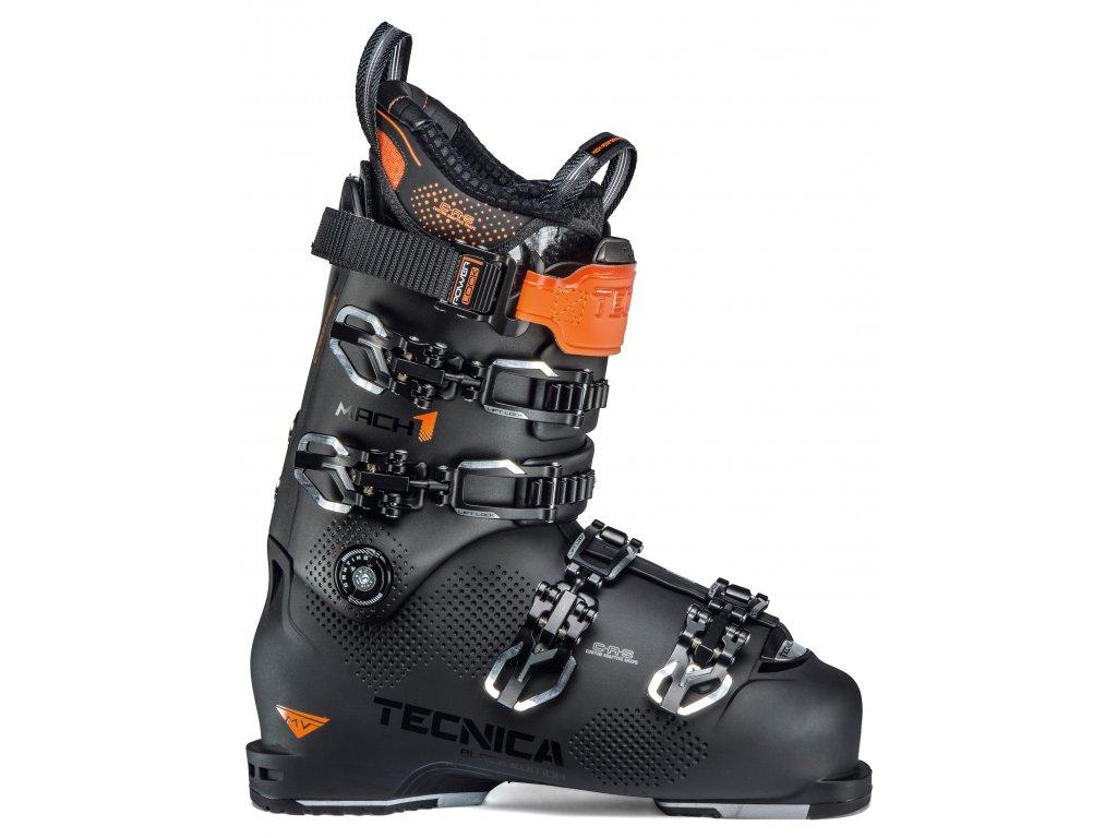lyžařské boty TECNICA Mach1 MV PRO, black, 19/20
