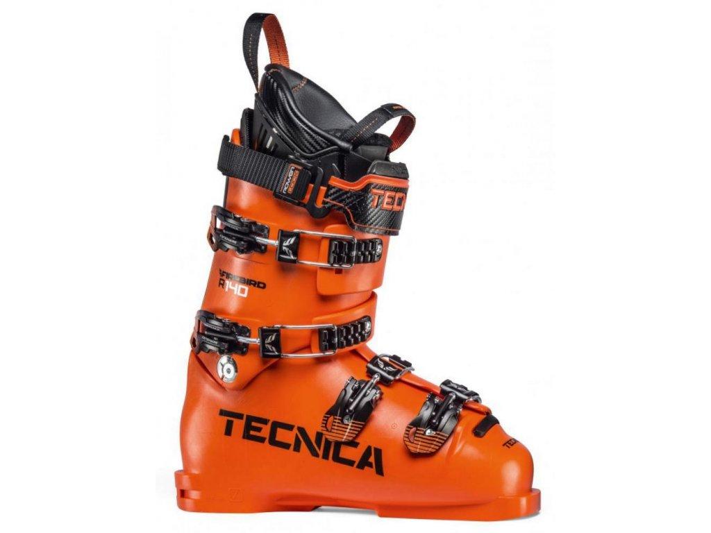 lyžařské boty TECNICA Firebird R 140, ultra orange, 19/20