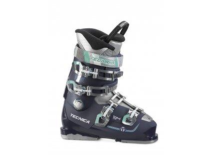 lyžařské boty TECNICA Esprit RT, purple black/silver, rental, 18/19
