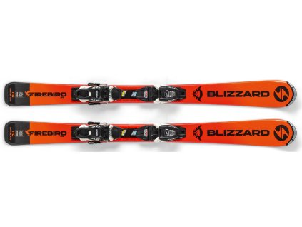 sjezdové lyže BLIZZARD Firebird JR + binding FDT JR 4.5, 19/20