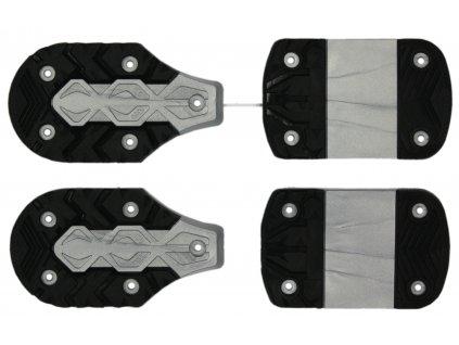 podložka TECNICA MACH 1 (15) soles, silver/black