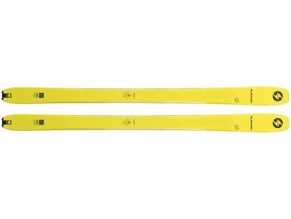 sjezdové lyže BLIZZARD Zero G 085, flat, 20/21  + servis lyží + montáž + seřízení vázání ZDARMA