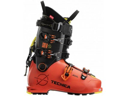 lyžařské boty TECNICA ZERO G TOUR PRO, orange/black, 20/21