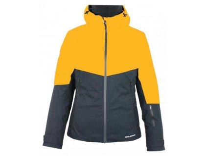 lyžařská bunda BLIZZARD Viva Ski Jacket Peak, black/orange