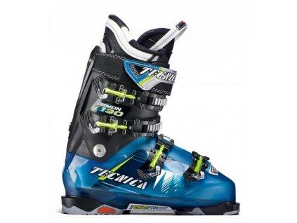 lyžařské boty TECNICA TECNICA Demon 130, transp. blue sky/black, size MP 270, 13/14