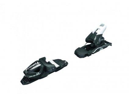 lyžařské vázání TYROLIA binding SLR 9.0 AC, brake 78 (H), solid black/white, AKCE