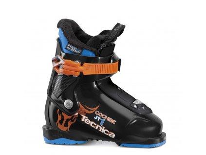 lyžařské boty TECNICA JT 1 Cochise, black, 17/18