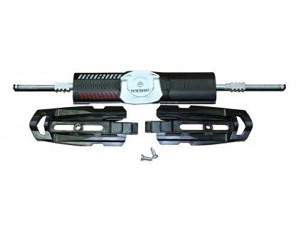 lyžařské vázání BLIZZARD střed vázání pro rental BLIZZARD IQ CMR kit (vč. IQ protectoru), AKCE