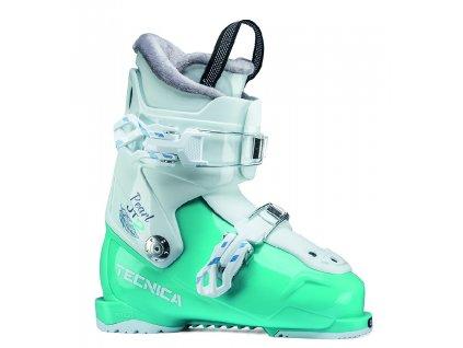 lyžařské boty TECNICA JT 2 Pearl, light blue, 19/20