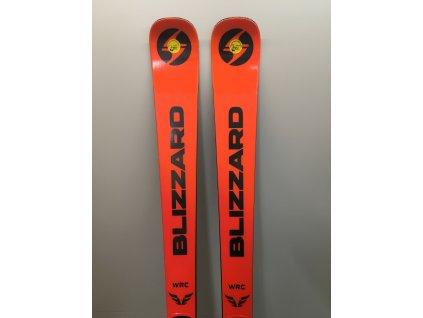 Použité lyže BLIZZARD FIREBIRD WRC, 18/19 + vázání XCELL 12 DEMO, 18/19  + montáž + seřízení vázání ZDARMA