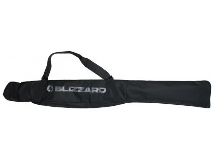 vak na lyže BLIZZARD Junior Ski bag for 1 pair, black/silver, 150 cm