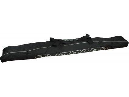 vaky na lyže BLIZZARD Ski bag Premium for 1 pair, black/silver, 145-165 cm