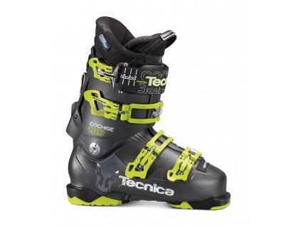 lyžařské boty TECNICA Cochise 100, black, AKCE