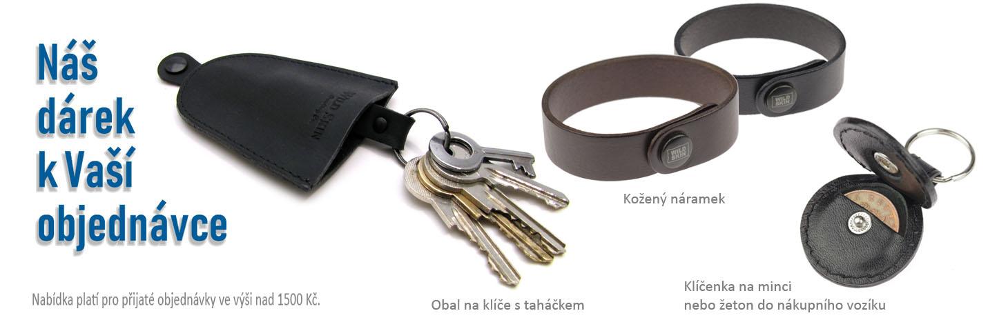 Dárek k nákupu na wildskin.cz