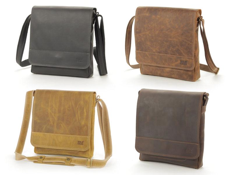 Kožené tašky AGENCY