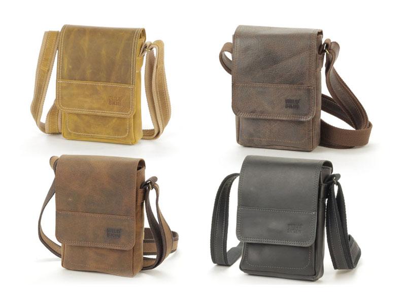 Kožené tašky CITY