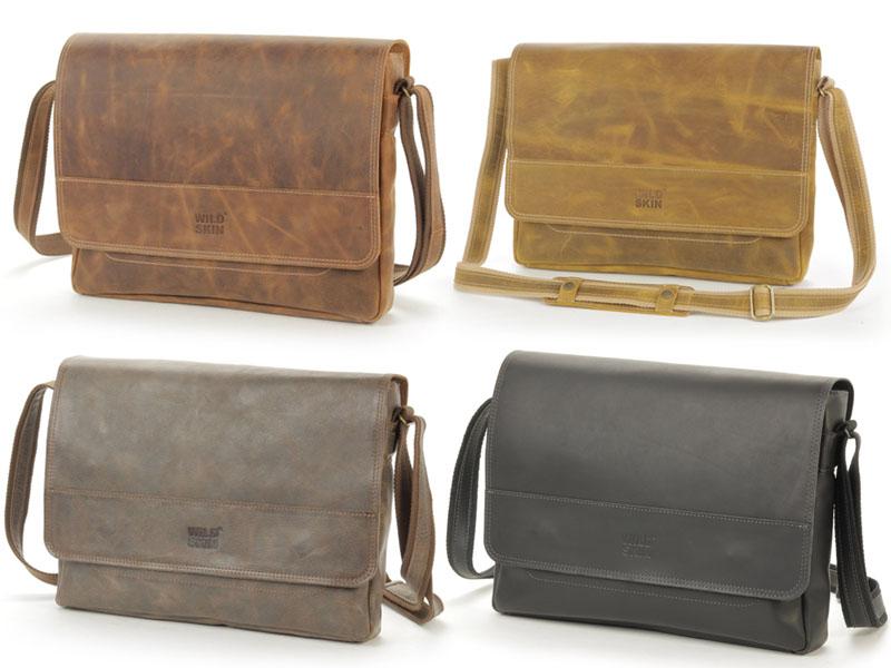 Kožené tašky STREET