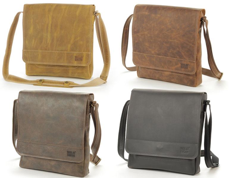 Kožené tašky WALKER
