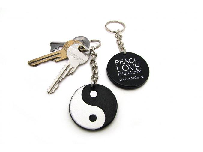 REK.KLC.000044 kožená klíčenka JIN JANG (1)