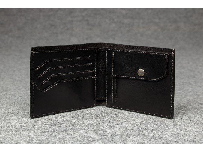 PNZ.200018 peněženka DAVE černá Biarritz (1)