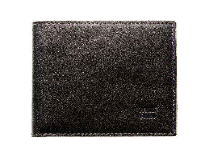PNZ.200018 BLA Peněženka DAVE Black (1)
