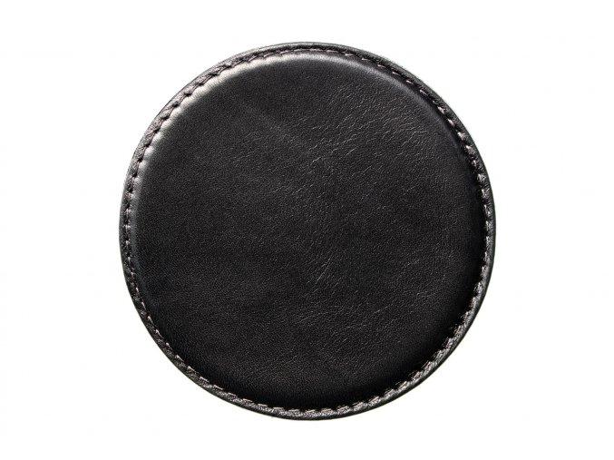 podtácek CIRCLE LUX Black (0)