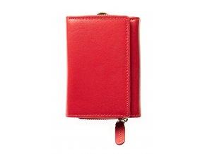 PNZ.020414 Dámská kožená peněženka, svislá (1)