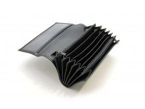 Kožená kasírka pro číšníky