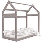 Házikó ágyak - gyerekágyak