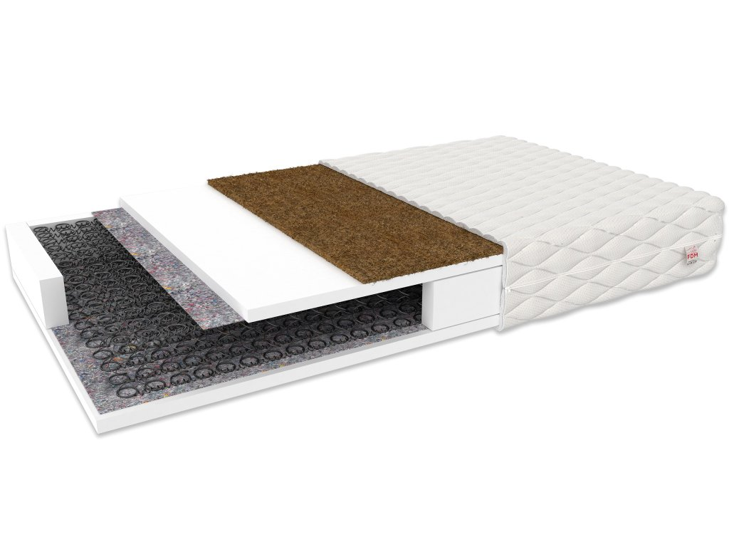 Sealy matrac rugók/kókusz 200x100