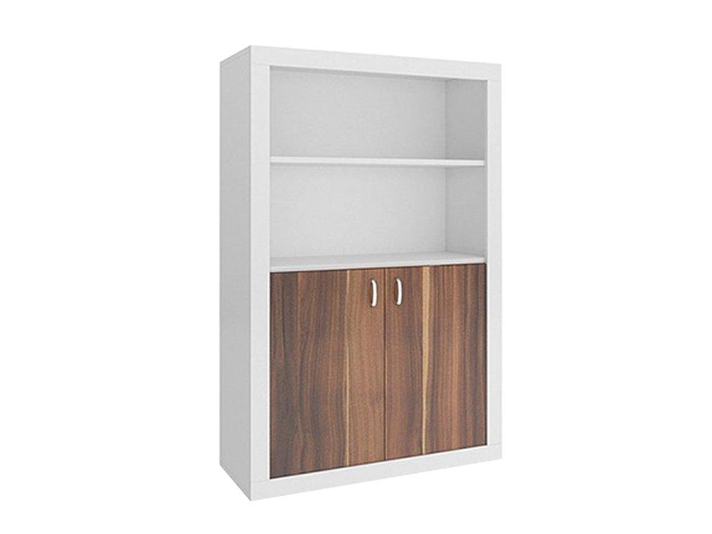 Filip polcos szekrény - havana