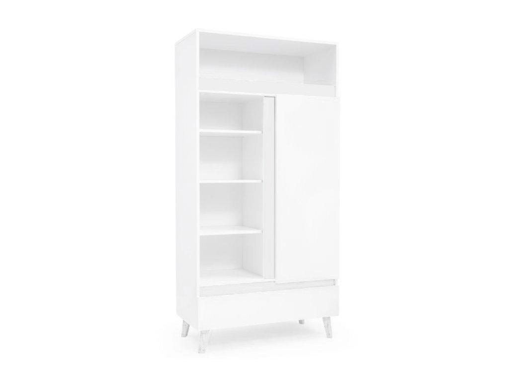 Tip 2 polcos szekrény
