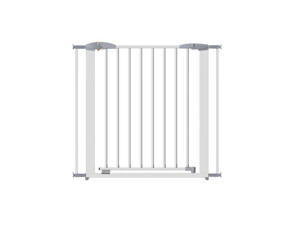 Swing biztonsági babarács 72,5-95 cm - fehér