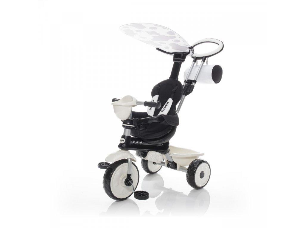 ZOPA tricikli ZooGo - fehér