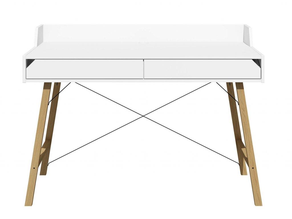JULKO íróasztal - fehér