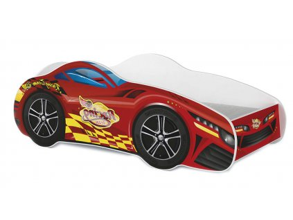 Autós ágy - Racing Car 01