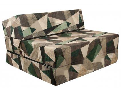 Szétnyitható fotel 200x90x15 cm - 04 modell