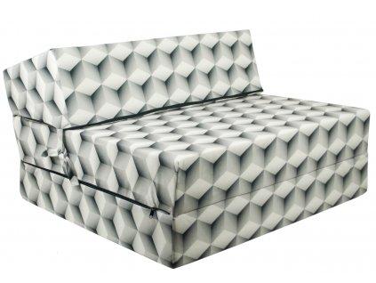 Szétnyitható fotel 200x90x15 cm - 05 modell