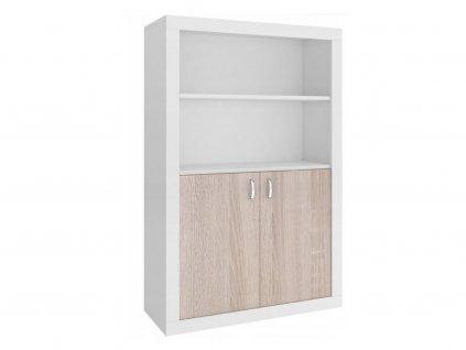 Filip polcos szekrény - sonoma tölgy