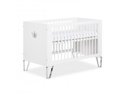 Klups BLANKA babaágy 120x60 - fehér