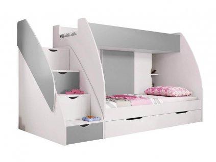 MARKO multifunkciós emeletes ágy