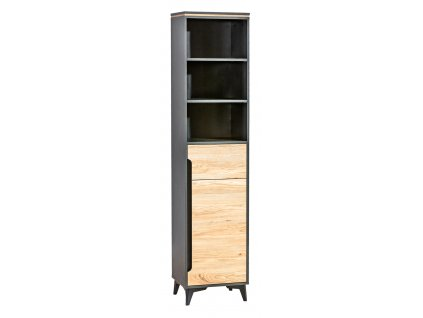 GRUMI 3 - FRESCO polcos szekrény